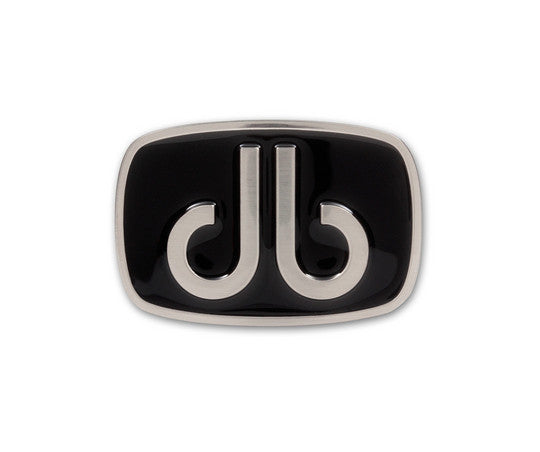 Druh Black Oval Buckle