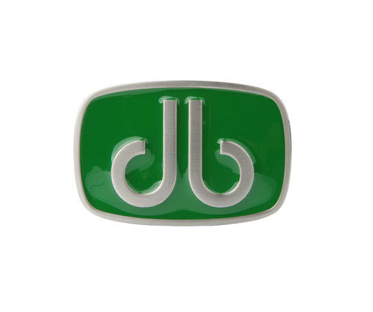 Green Oval Buckle - Druh Belts and Buckles UK  - Mobile