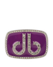 Druh Db Diamante Purple Buckle
