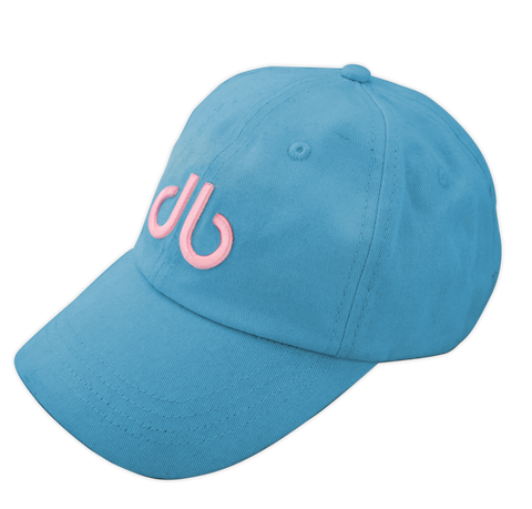 db Cap - Aqua - Druh Belts and Buckles UK