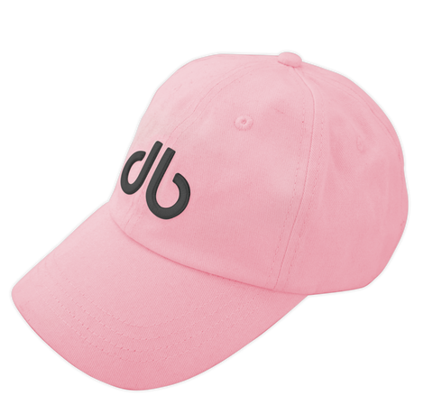 db Cap - Pink - Druh Belts and Buckles UK