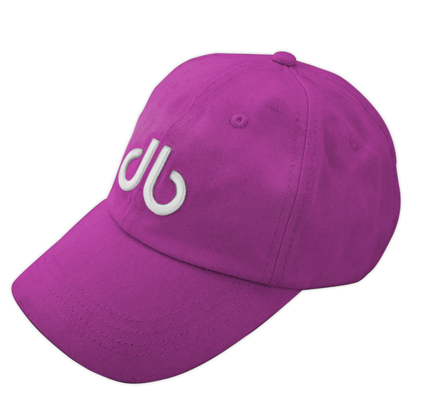 db Cap - Purple - Druh Belts and Buckles UK  - Mobile