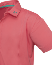 Dark Pink Designer Polo Shirt