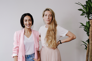 7b7c22b9e Founder Friday  Finding the Silver Bullet—Founders Sophie Kahn and Bouchra  Ezzahraoui Discuss Jumping