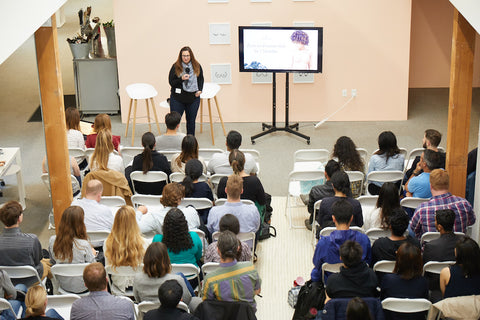 ThirdLove Talks Tech: Data Scientists Meet Up at Our SF Headquarters