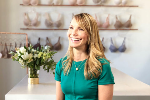 c5f4aae0f1f3a Good Morning America recently visited ThirdLove HQ in San Francisco to  speak with our Co-founder and CEO Heidi Zak, and we were thrilled to see  the segment ...