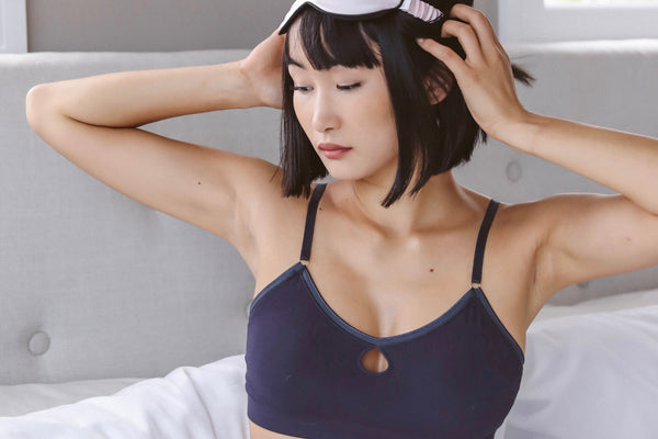 Ask A Fit Specialist Should I Wear A Bra To Bed Thirdlove