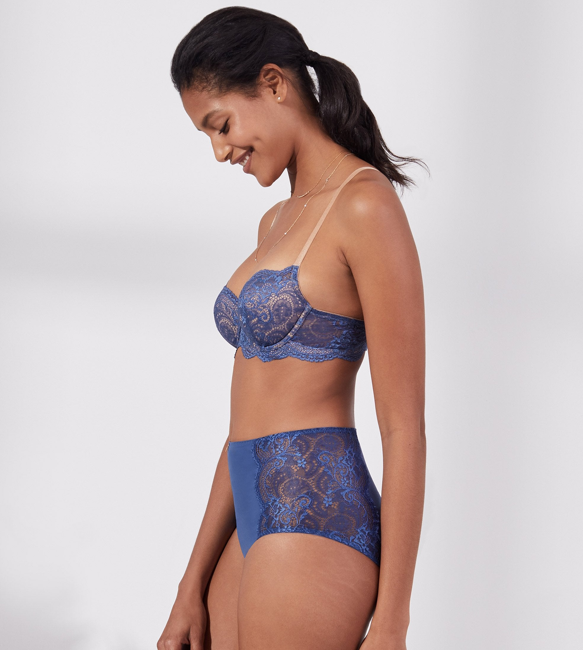 Lace High Brief - ThirdLove - 3,style1