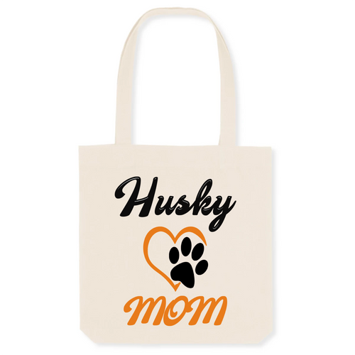 Sac Husky Mom Orange - Huskymom