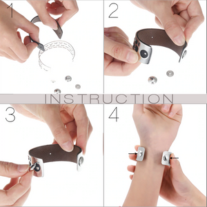 Bracelet Interchangeable Instruction - Husky-Academy.fr
