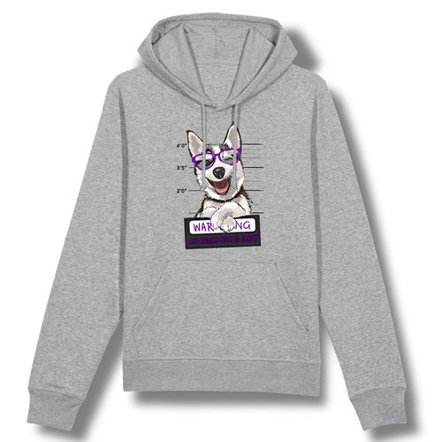 Sweat Mixte Husky Warning - Husky Academy