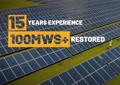 VIDEO: Recover Utility Solar after Extreme Weather Damage