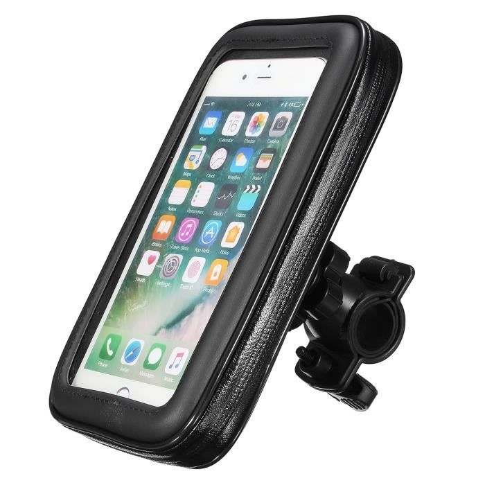 Support De Telephone  Pour Moto Anti Vibration