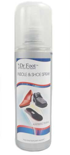 Dr Foot Antibacterial Insole Spray 100ml