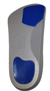 Dr Foot Pro Hallux Rigidus Insoles (3/4 length) Pair