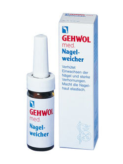Gehwol Nail Softener for Ingrowing Toenails 15ml
