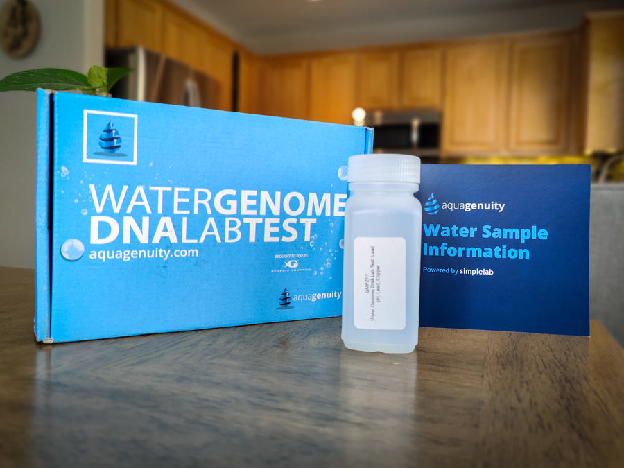 WATER DNA Home Checkup | Water Genome DNA Series