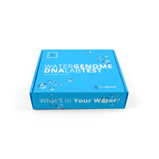 Water Quality Home Checkup | WATER GENOME DNA SERIES