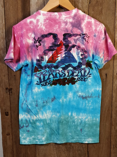 Grateful Dead 100% Cotton New Vintage Band T Shirt