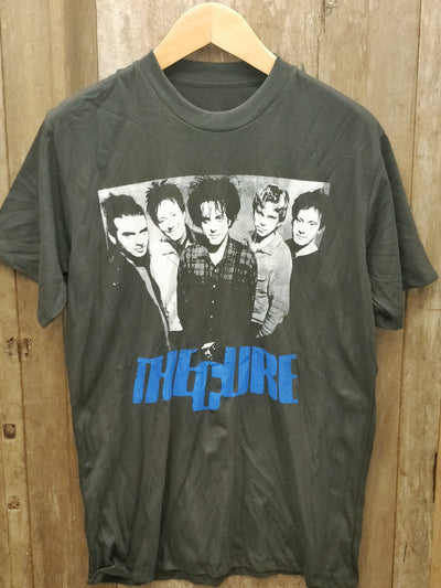 THE CURE  New Vintage T Shirt | 5th Ave Modern Vintage