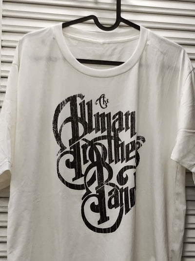 THE ALLMAN BROTHERS BAND  New Vintage T Shirt | 5th Ave Modern Vintage