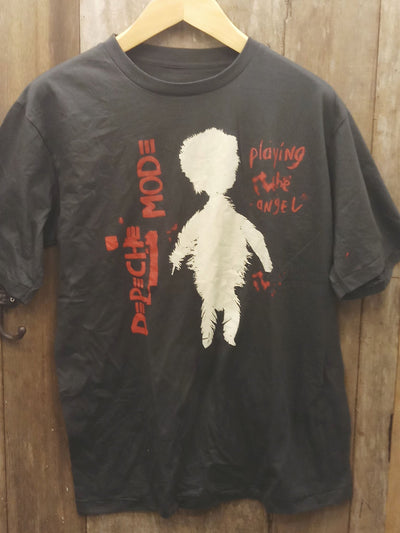 DEPECHE MODE  New Vintage T Shirt | 5th Ave Modern Vintage