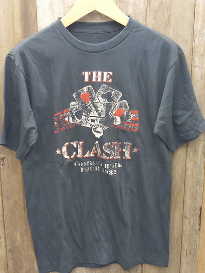 THE CLASH  New Vintage T Shirt | 5th Ave Modern Vintage