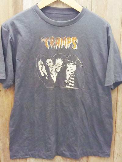 THE CRAMPS  New Vintage T Shirt | 5th Ave Modern Vintage