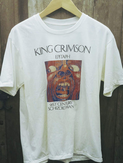 KING CRIMSON  New Vintage T Shirt | 5th Ave Modern Vintage