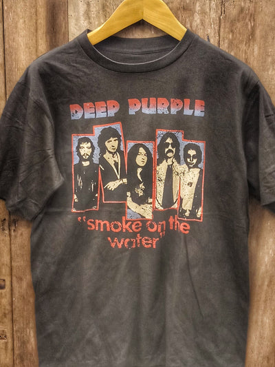 DEEP PURPLE  New Vintage T Shirt | 5th Ave Modern Vintage