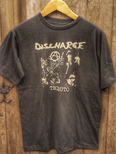 DISCHARGE  New Vintage T Shirt | 5th Ave Modern Vintage