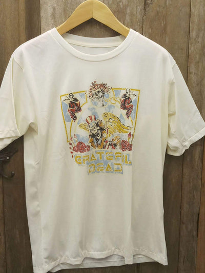 Grateful Dead  New Vintage T Shirt | 5th Ave Modern Vintage