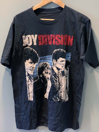 JOY DIVISION  New Vintage T Shirt | 5th Ave Modern Vintage