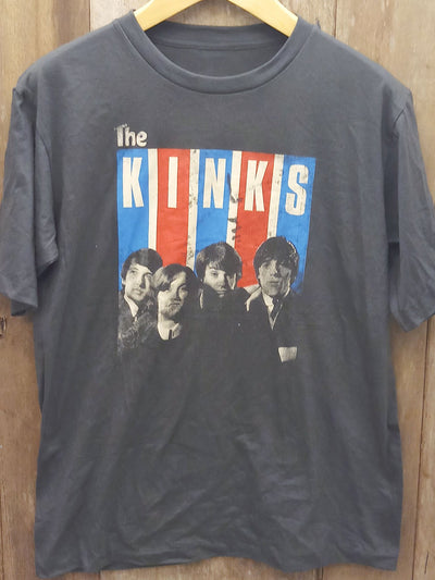 THE KINKS  New Vintage T Shirt | 5th Ave Modern Vintage