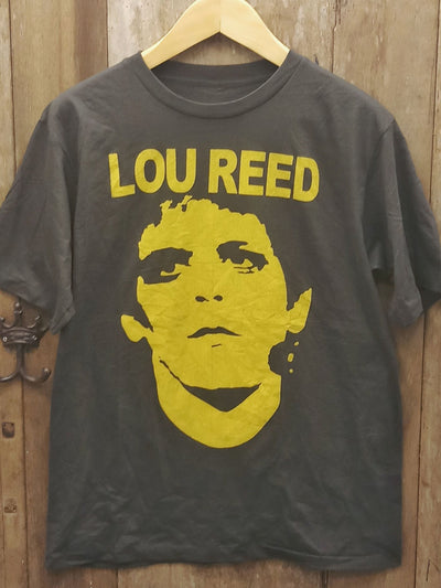 LOU REED  New Vintage T Shirt | 5th Ave Modern Vintage