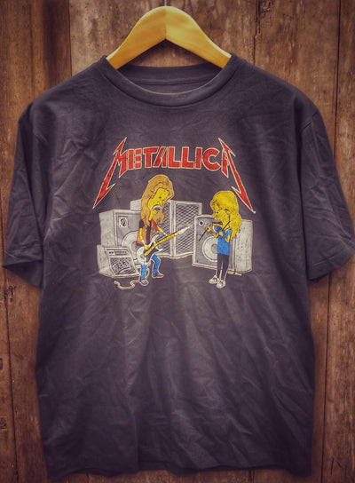 METALLICA  New Vintage T Shirt | 5th Ave Modern Vintage