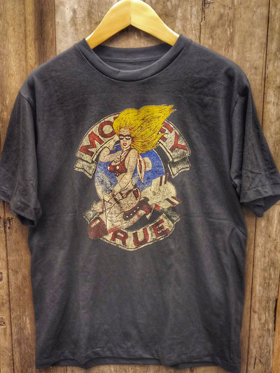 Motley Crue  New Vintage T Shirt | 5th Ave Modern Vintage
