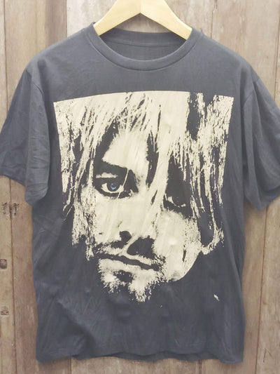 KURT COBAIN NIRVANA  New Vintage T Shirt | 5th Ave Modern Vintage