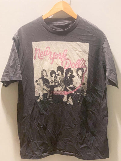 NEW YORK DOLLS  New Vintage T Shirt | 5th Ave Modern Vintage