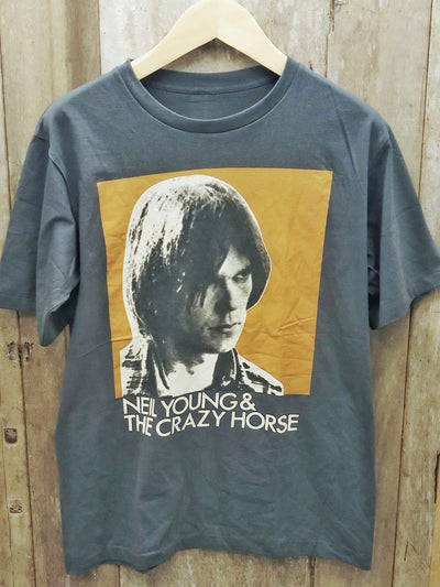 NEIL YOUNG  New Vintage T Shirt | 5th Ave Modern Vintage