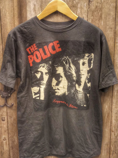 THE POLICE  New Vintage T Shirt | 5th Ave Modern Vintage