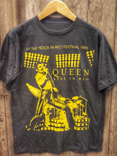 QUEEN  New Vintage T Shirt | 5th Ave Modern Vintage