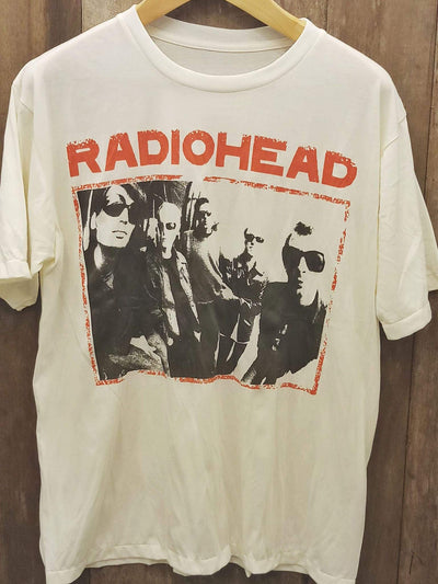 RADIOHEAD  New Vintage T Shirt | 5th Ave Modern Vintage