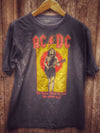 AC/DC SALUTE  New Vintage T Shirt | 5th Ave Modern Vintage