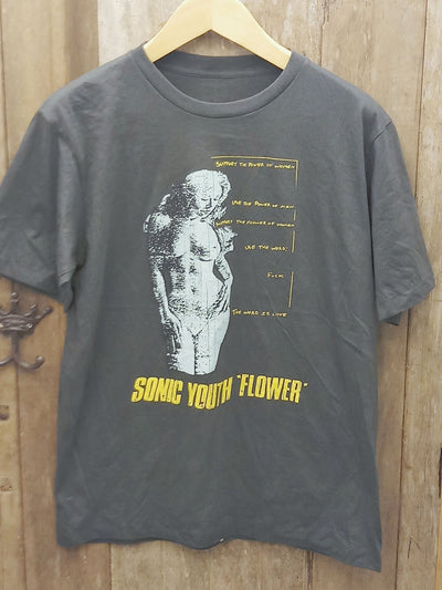 SONIC YOUTH  New Vintage T Shirt | 5th Ave Modern Vintage