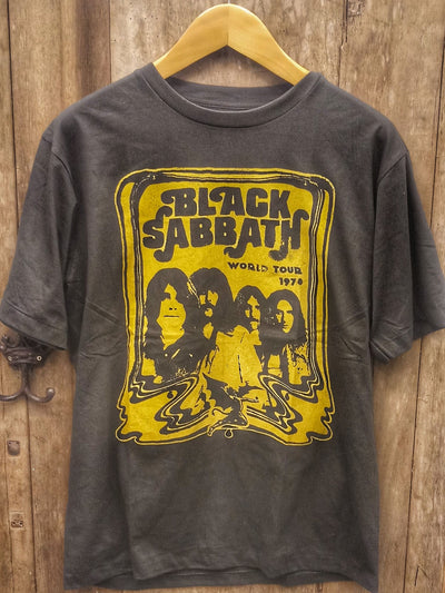 BLACK SABBATH  New Vintage T Shirt | 5th Ave Modern Vintage