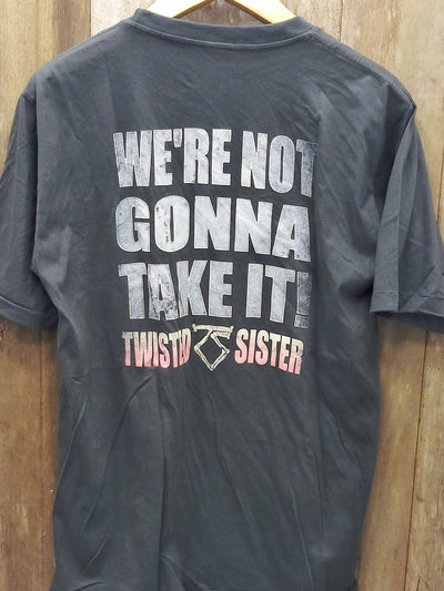 TWISTED SISTER  New Vintage T Shirt | 5th Ave Modern Vintage
