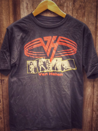 Van Halen  New Vintage T Shirt | 5th Ave Modern Vintage