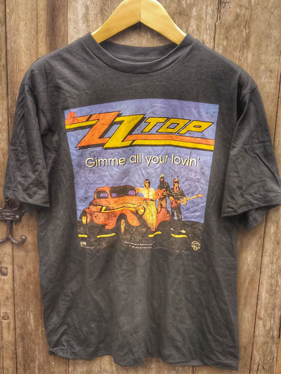 ZZ Top  New Vintage T Shirt | 5th Ave Modern Vintage