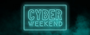 Cyber Weekend Sale - Black Friday & Cyber Monday 2019